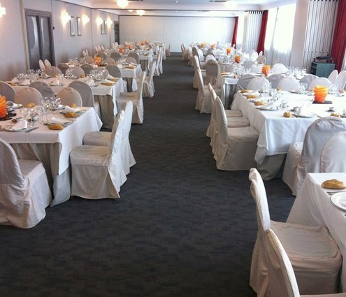 Meeting Rooms - Sercotel Hotel Rey Sancho